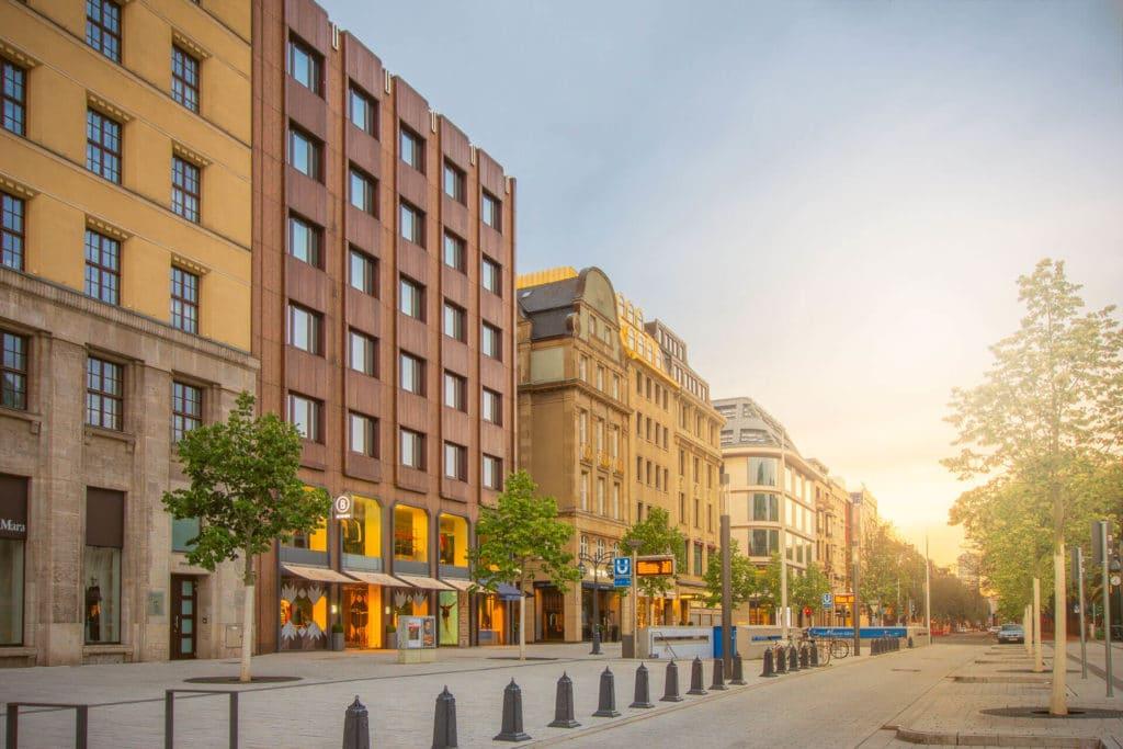 Architekturfotograf Düsseldorf - SIEBENEINS FOTOGRAFIE